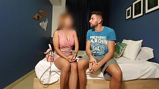 Wife Cement - Fucking A Thai Milf With Antonio Mallorca